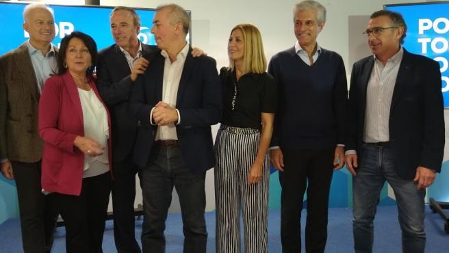 Apertura de campaña del PP Zaragoza.