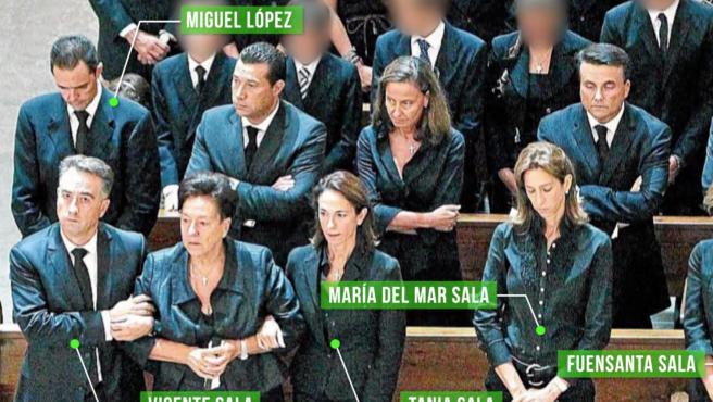 'Equipo de investigación' (La Sexta) se centra en el crimen de la viuda de la CAM.