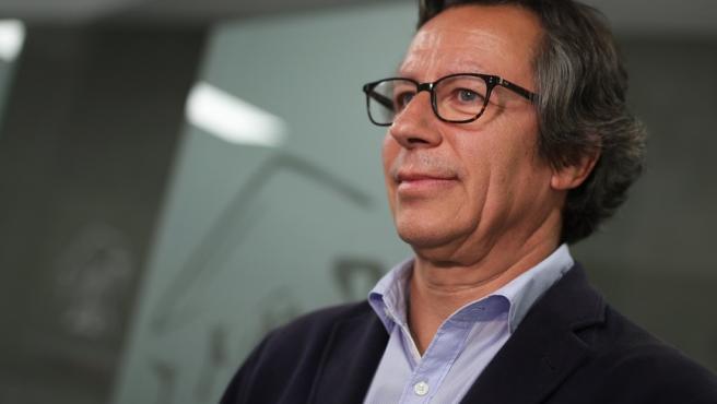 Carlos Floriano, en una imagen de archivo.
