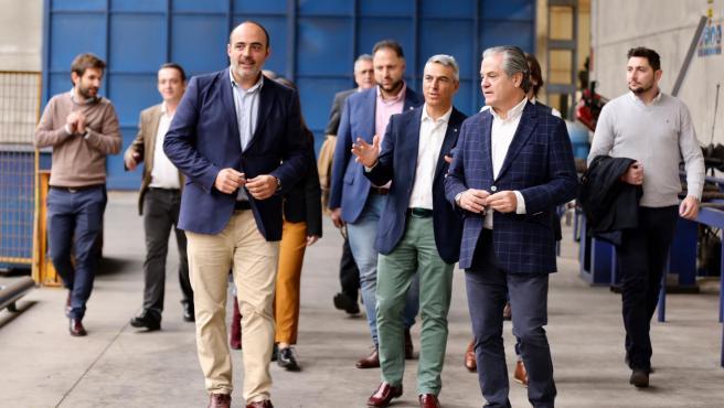 De Quinto: 'La negación del PSOE sobre la desaceleración económica traerá más desempleo e impuestos'