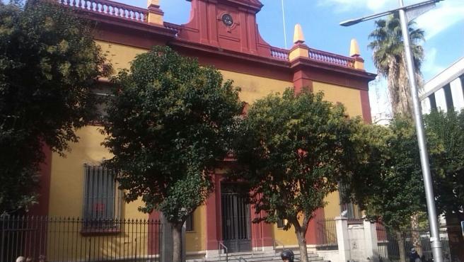 Edificio que albergará el futuro Centro de Promoción y Dinamización Turística de la provincia de Jaén