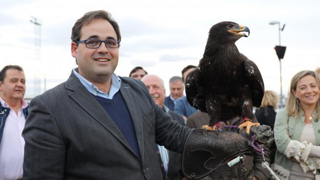El presidnete regional del PP, Paco Núñez.