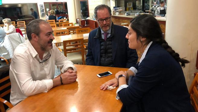 Jiménez: 'El PP es el único partido que apuesta por una bajada de impuestos para reactivar la economía'