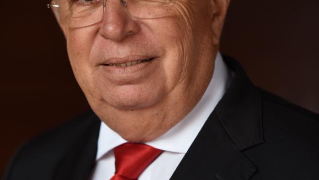 Juan Francisco Trujillo, director general de Relaciones Exteriores del Gobierno de Canarias