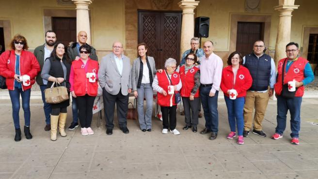 Navarro (PP) destaca la importancia de entidades como Cruz Roja: 'Su labor son parte de la 'Marca España''