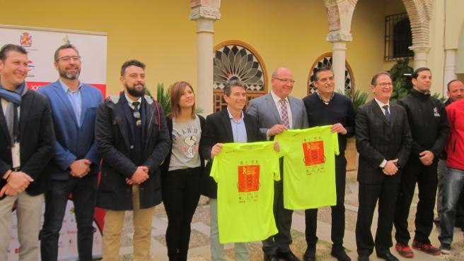 Presentación de la Carrera de San Antón 2019