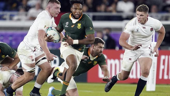Sudafrica vs. Inglaterra