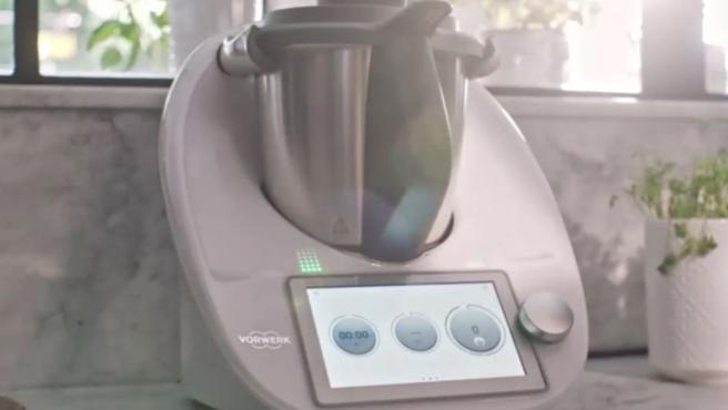 Último modelo del robot de cocina Thermomix.