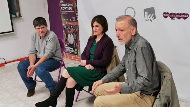 Acto de Unidas Podemos en Logroño