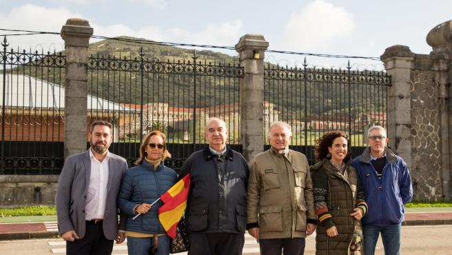 Dirigentes cántabros de Vox reclaman que los condenados por secesión cumplan su pena en cárceles fuera de Cataluña