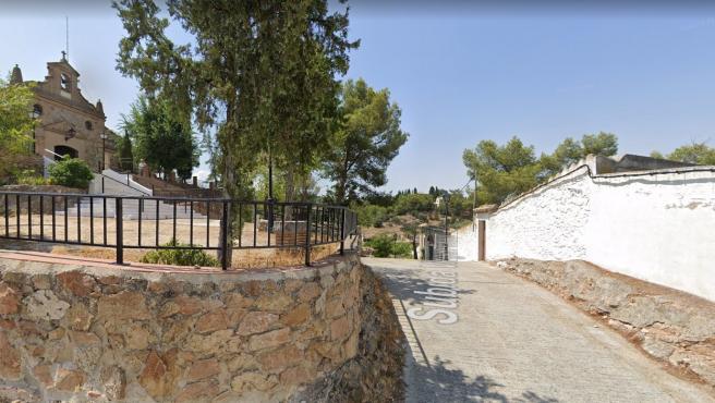 Ermita de la Cabeza de Toledo