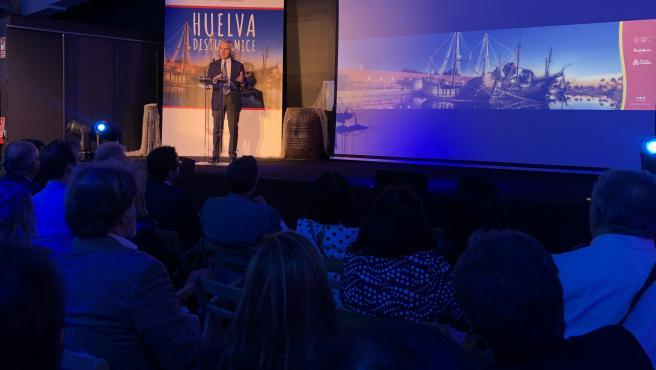 Huelva presenta en Málaga y Madrid su oferta como destino de turismo de congresos y eventos.