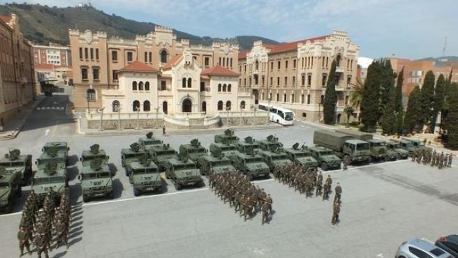 Imagen de archivo del Ejército de Tierra.