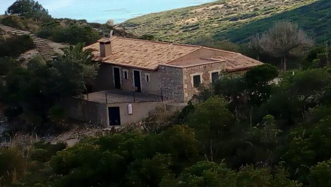 Refugio del Levante de Mallorca que gestiona el Ibanat