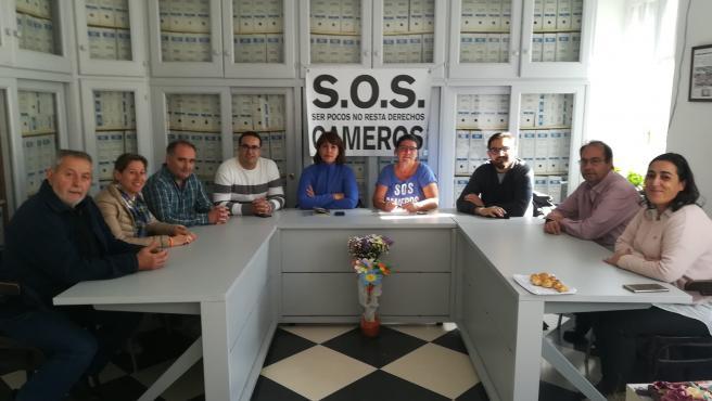 Reunión de Cs con SOS Cameros y Serranía Celtibérica
