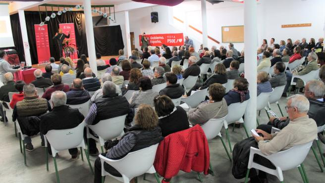 Sahuquillo (PSOE) Apela A La Gente 'Sensata Y Moderada' De Cuenca 'Para Frenar A La Ultraderecha