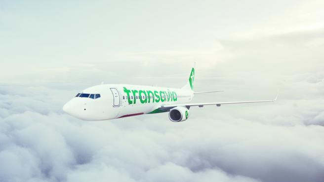Avión de Transavia