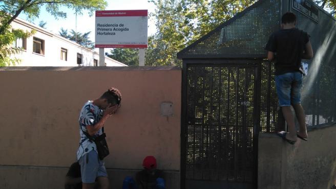 Centro de Acogida de Menores de Hortaleza