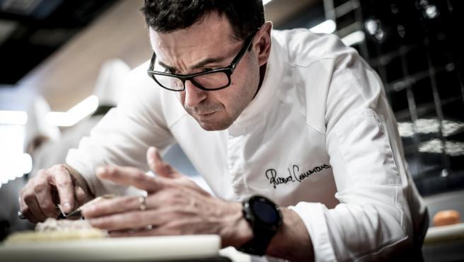 El cocinero valenciano Ricard Camarena