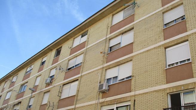 Imagen de archivo de una vivienda