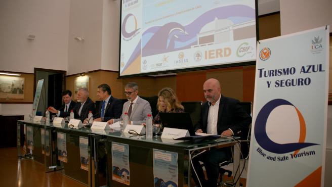 Inauguración de las Jornadas de Turismo Azul y Seguro en la UCA