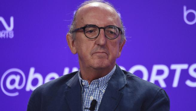 Jaume Roures durante un acto