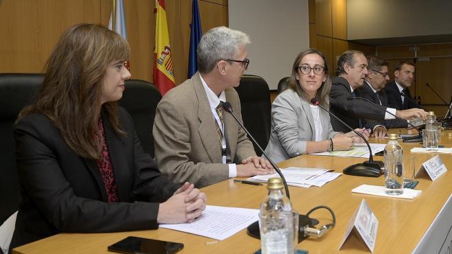A Coruña A conselleira de Infraestruturas e Mobilidade, Ethel Vázquez, clausurará o VII Congreso Sostibilidade Social e Económica do Sector Pesqueiro 06/11/2019 Foto: Moncho Fuentes / AGN A Coruña