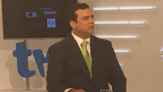 Alberto Rodríguez Almeida (Vox Las Palmas)