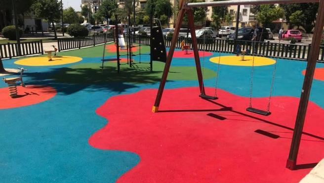 Alcalá amplía su red de parques infantiles con más de 5.000 metros cuadrados en los cuatro distritos