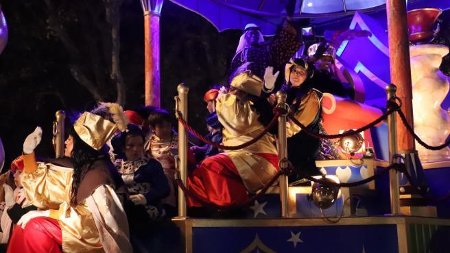Cabalgata de los Reyes Magos 2019.