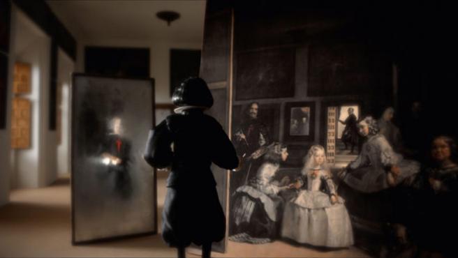 Fotograma del documental El cuadro