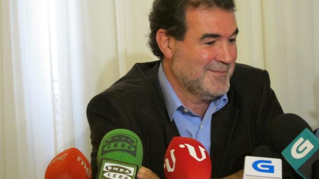 El exvicepresidente de la Xunta Anxo Quintana (BNG)