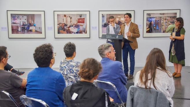 El presidente del Cabildo de Tenerife, Pedro Martín, presenta una nueva edición de Fotonoviembre