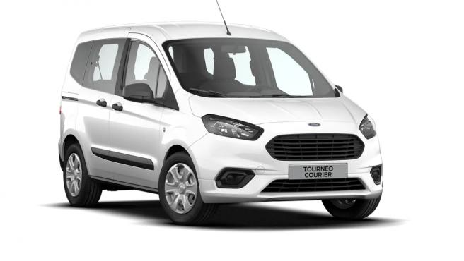 Ford Tourneo Courier Ambiente