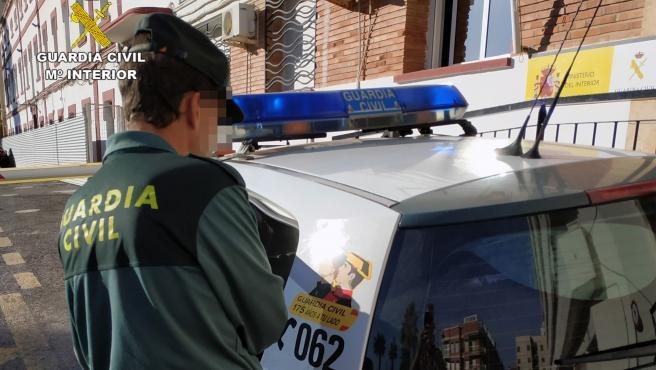 Guardia Civil detiene en Mazarrón a una mujer dedicada a cometer robos