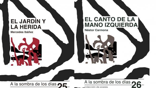 Los dos nuevos poemarios de Mercedes Ibáñez y Néstor Carmona