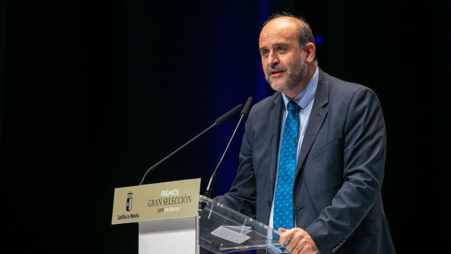 Martínez Guijarro en premios gran selección