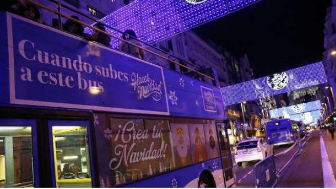 Autobús de Naviluz en una imagen de archivo.