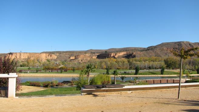 Parque De La Ribera De Logroño