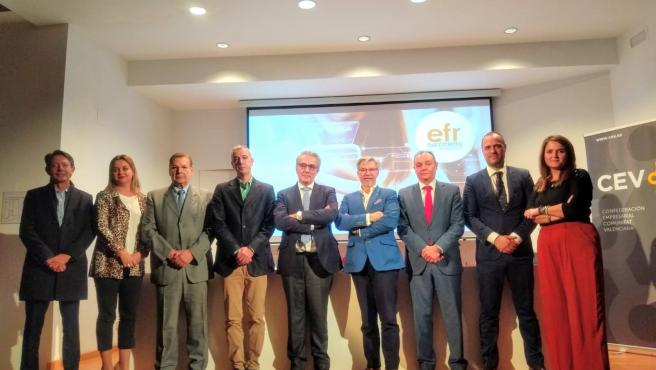 Presentación barómetro sobre la Conciliación en España