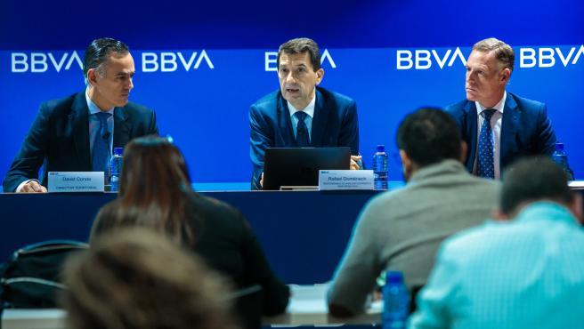 Presentación del informe BBVA Research 'Siutación Valencia'