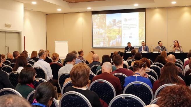 Congreso sobre educación ambiental con investigadores, docentes y expertos de 29 países que se celebra en Málaga