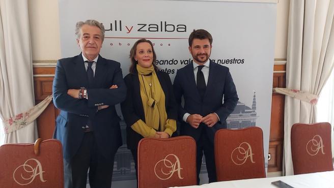 El portavoz del Grupo Popular en el Ayuntamiento de Sevilla, Beltrán Pérez, este jueves
