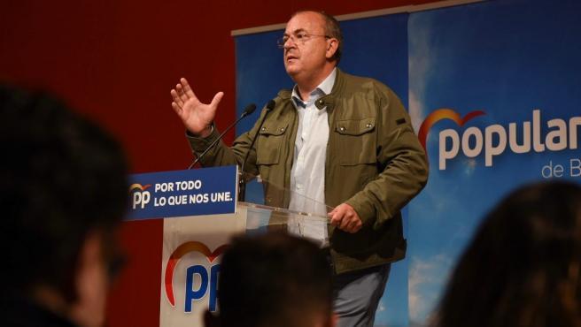 José Antonio Monago, en una foto de archivo