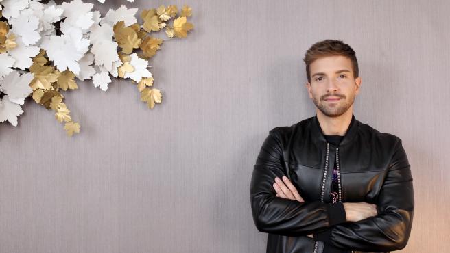 El artista malagueño Pablo Alborán.