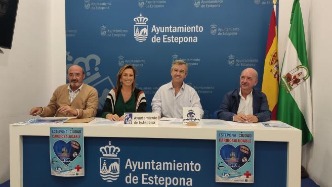 Presentación del programa Estepona Ciudad Cardiosaludable