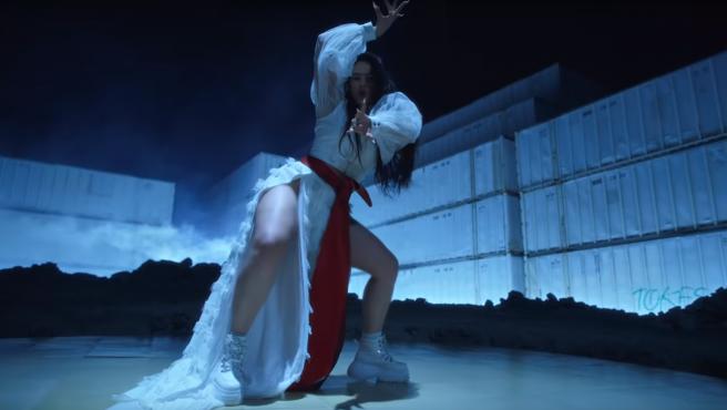 'A Palé', el nuevo videoclip de la cantante catalana.