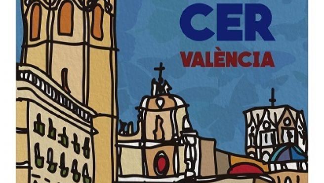 Cartel del XV Encuentro Nacional de Renacer que une a familiares con hijos fallecidos