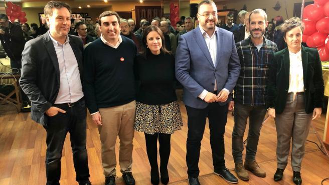 Cierre de campaña de los socialistas en Asturias