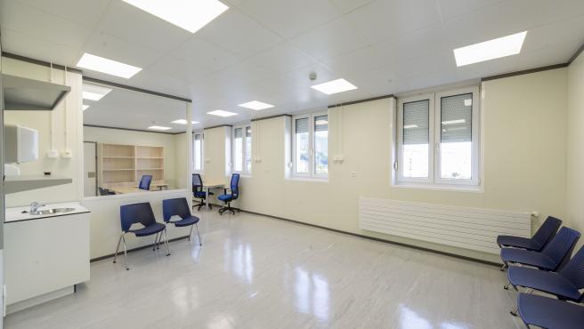 Imagen de las nuevas instalaciones de las consultas externas de alergología del Hospital de Cruces.